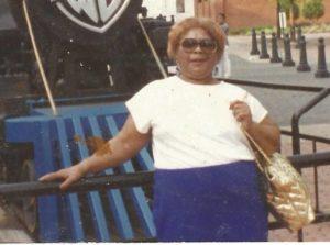 Mamie Lee Cartwright